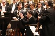 Wiener Philharmoniker und Gustavo Dudamel